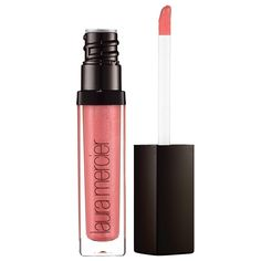What it is: A brilliant lip gloss.   What it does: This sheer, high-shine gloss can be worn alone or layered over lip color to add a touch of luster to lips.