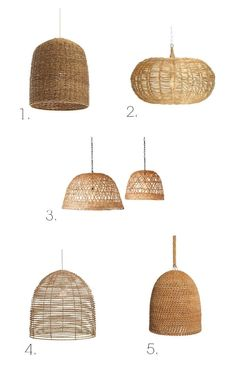 basket light fixture round up lighting Decoration Craft Gallery Ideas] Related DIY Pendant Light Projects to Make Your Home Decor EasyGOT STYLE: Tips For Decorating Kid Spaces . Deco Bobo, Basket Lighting, Home Decoracion, Boho Home, Ideias Diy, Cute Dorm Rooms, Room Lights, Home Lighting, Lighting Ideas