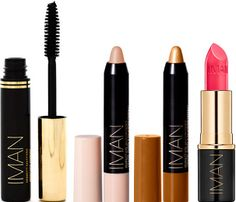 iman lipstick   ... chance to win the IMAN Cosmetics Spring Fling Makeup Sets Giveaway