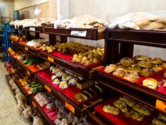 Super Sweet Mexico!    The amount of sweet bread in a Mexican supermarket is astounding!    #mexico #sweet #bread