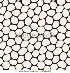 Vector seamless pattern Modern stylish texture Repeating abstract background Stylish grid