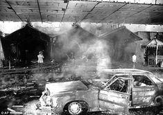 Devastating scene: The graphic aftermath of the November MGM Grand Hotel fire that killed 87 people and left hundreds of others injured Las Vegas Hotels, Las Vegas Nevada, Black N White Images, Black And White, Heart Of Vegas, Atlantic City Casino, Las Vegas Strip, Beautiful Hotels, Grand Hotel