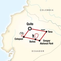 - Speed is the watchword for this high-adrenaline active tour around Ecuador....