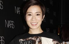 Charmaine Sheh declined to comment on her opinion of Grace Chan, whom Kevin Cheng is interested in dating.
