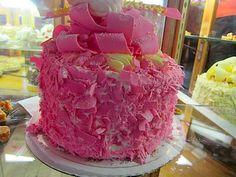 Cakes at The Madonna Inn, San Luis Obispo