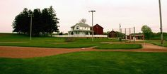 gotta have a baseball field