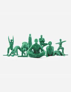 maharishi Yoga Joes
