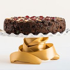 A gorgeous cake, good with a splodge of warm custard for dessert.