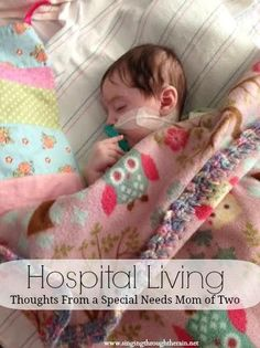 Hospital Living: Thoughts From a Special Needs Mom of Two Educational Activities, Learning Activities, Kids Learning, Pediatric Physical Therapy, Occupational Therapy, Special Needs Mom, Special Kids, Cerebral Palsy, Sick Kids