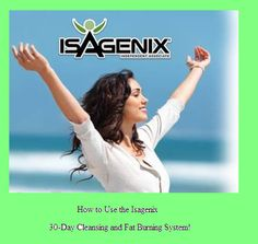 Have you been thinking about trying the Isagenix 30 Day Cleansing and Fat Burning system?  Curious as to how it works...then watch this.  When you are ready to get started contact me @ http://4amazingresults.isagenix.com/en-US/landing-pages/contact-me