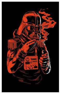 Star Wars - Darth Vader Pop Art.