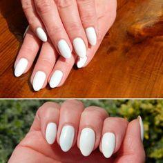 #homemade #hybrids #nails #homenails #semilac #hybrydy #nails2inspire #nail4fun #syrenka #strongwhite #whitenails #nailsoftheday #spring #nailswag #lookoftheday #instanails #instagirl #doit #with #my #mum #sunnyday #thebesttime #white #sirene #hybrid  Semilac Strong White i Efekt Syrenki na dłoniach mojej mamy ❤    YES or NO?