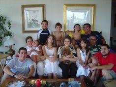 Santiado Dic. 2007. Celebrando Pascua.