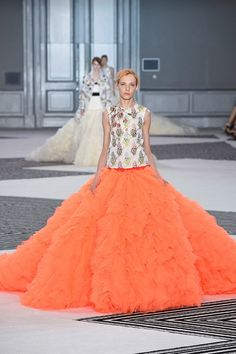 The Best Show-Stopping Gowns from Couture Week