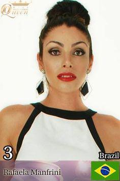 Rafaela Manfrini - Brazil