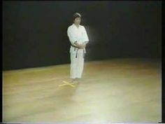 The most popular image associated with kata is that of a karate practitioner performing a series of punches and kicks in the air. The kata are executed as a . Jka Karate, Karate Video, Shotokan Karate Kata, Okinawan Karate, Tang Soo Do, Most Popular Image, Kuniyoshi, Kanazawa, Aikido