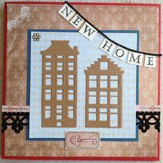 New Home / Verhuisd / Nieuw Huis - LindaCrea