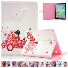 14.99$  Watch now - http://alihwu.shopchina.info/1/go.php?t=32740730139 - For Galaxy Tab S2 9.7 SM- T810 Cover Girls Rhinestone Magnetic Closure Kickstand Case Cover for Samsung Galaxy Tab S2 9.7 T815  #aliexpressideas