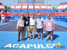 https://flic.kr/p/SaDne5   El Abierto Mexicano de Tenis fue todo un éxito en Acapulco. INFO ACAPULCO 3   #infoacapulco El Abierto Mexicano de Tenis fue todo un éxito en Acapulco. INFO ACAPULCO. A pocos días de haber finalizado el Abierto Mexicano de Tenis en Acapulco, éste ya ha dado mucho de qué hablar sobre el puerto, pues fue todo un éxito que atrajo a muchos turistas de varios puntos del mundo y del país. En la página oficial de Fidetur Acapulco, encontrarás más información.