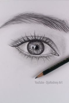 How To Draw Realistic Eye - Step by StepThe Secrets Of Drawing Realistic Pencil Drawing Tutorial for Occasional ArtistsNEW Beautiful & Detailed eye Drawing. Want to start Sketching, Drawing, and Creating? **Tap the image and get yourself a brand NEW Eye Drawing Tutorials, Drawing Techniques, Art Tutorials, Drawing Ideas, Drawing Tips, Drawing Art, Cool Drawings, Drawing Sketches, Drawing Faces