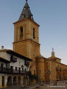 Tarazona de la Mancha  Albacete - In A Moment of War, Laurie Lee