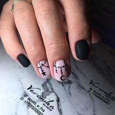 Nails, Short Nail Manicure, Finger Nails, Ongles, Nail, Nail Manicure
