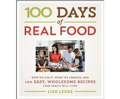 Recipe Index - 100 Days of Real Food