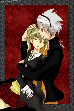 Soul Eater- Soul protecting unconscious Maka