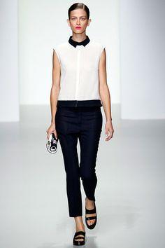 London Fashion Week, SS '14, J JS Lee