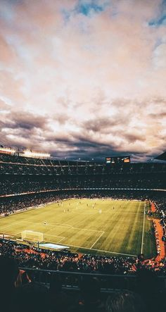 Messi Soccer, Soccer Stadium, Football Stadiums, Soccer Sports, Stadium Wallpaper, Football Wallpaper, Lionel Messi Barcelona, Barcelona Football, Camp Nou