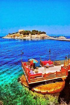 Kusadasi, Turkey yep. Has officially made the number 1 spot on my bucket list! @Lana Royer