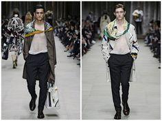 London Fashion Week 2014, Burberry
