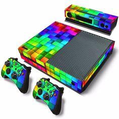 Color Lattice Skin - Xbox One Protector