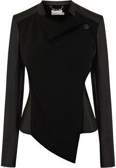 Модные женские кожаные куртки для любого сезона