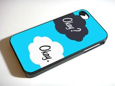 The Fault in Our Stars OK iPhone 5S 5 4S 4 Samsung Galaxy Note 3 S4 S3 Mini Case