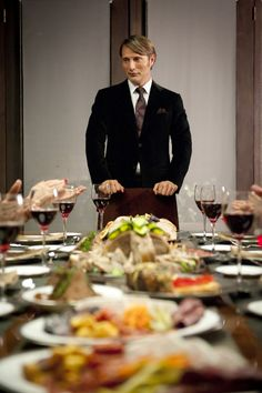 I found the person who designs the food on NBC Hannibal's blog and it is glorious!