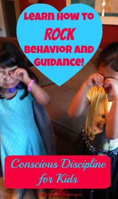 Wanna learn how to get your kids to behave?