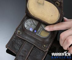 Doctor Who props by the Doctor Who propmakers, Doctor Who gifts!