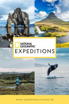 Kräftespiel der Natur in Island – Mit National Geographic National Geographic Expeditions, Aktiv, Island, Movie Posters, Europe, Holiday Destinations, Destinations, Travel Inspiration, Group Tours