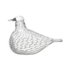 Mediator Dove Bird by Oiva Toikka for Iittala
