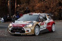 2014 Citroen DS3 WRC Monte Carlo