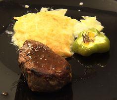 Jogo de Panelas 19 - Mignon picante com laminado de batata   Carnes   Mais Você - Receitas Gshow