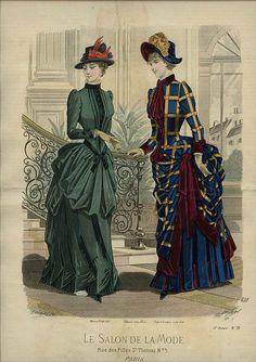 1883 Le Salon de la Mode