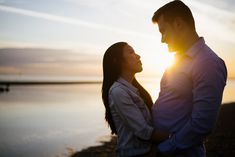 :) We were thrilled when Vivian and Michael told us that they would like to have engagement photo session on the… Beach Engagement, Engagement Photos, Vancouver Beach, Little Dogs, New Friends, Photo Sessions, Memories, Couple Photos, Photography