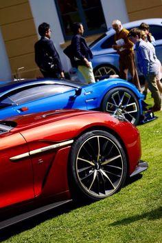 Aston Martin and Italian design-house Zagato unveil Vanquish Zagato Concept at… Aston Martin Vulcan, Aston Martin Db11, Aston Martin Vanquish, Europe Car, Mclaren Cars, Best Muscle Cars, Amazing Cars, Luxury Life, Rolls Royce