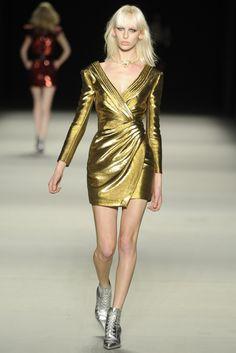 Saint Laurent RTW Spring 2014 - Slideshow - Runway, Fashion Week, Reviews and Slideshows - WWD.com
