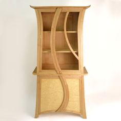 'Swirl' - This is definately one of my favourites to date, made from sweet chestnut and burr ash.