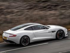 Aston Martin Vanquish Carbon White 2015
