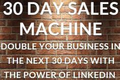 30 Day Sales Machine Review….Is it Worth The money? | Avoid Getting Scammed