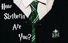 How Slytherin Are You?